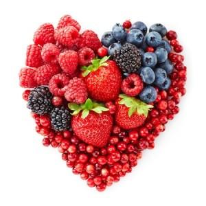heart in berries 450x450